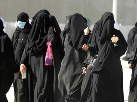 Femeile pot ieși din Arabia Saudită
