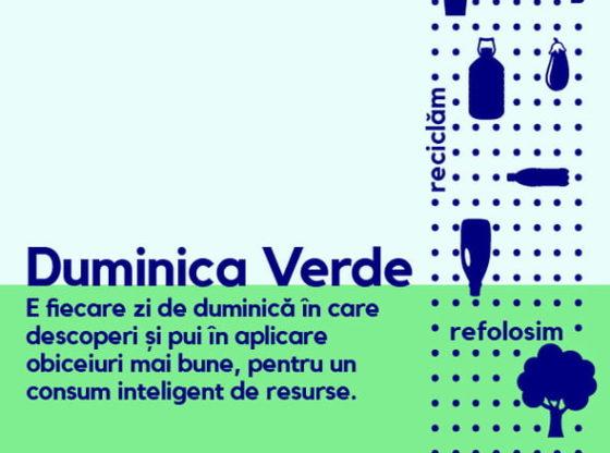 Duminica Verde - proiect Carrefour Romania