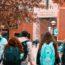 UNICEF distribuie măști de protecție în școli