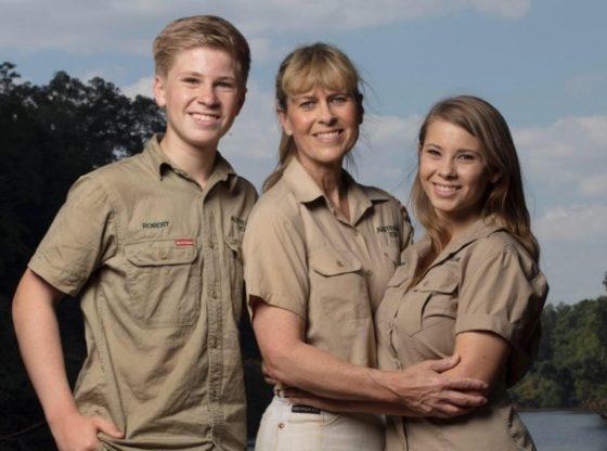 "Povestea din spatele ""Australian Zoo"""