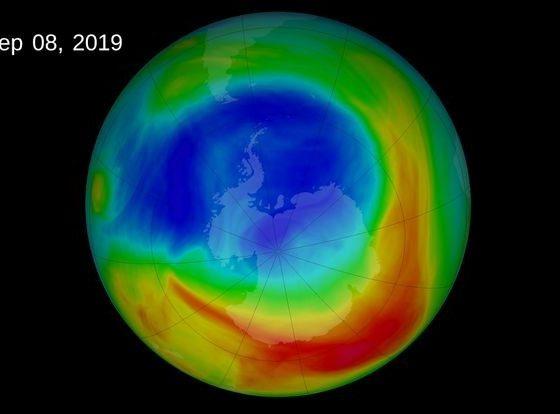 Refacerea stratului de ozon