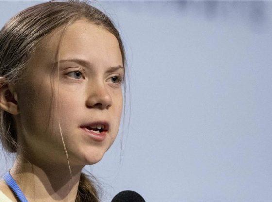 Greta Thunberg și Human Act susțin UNICEF