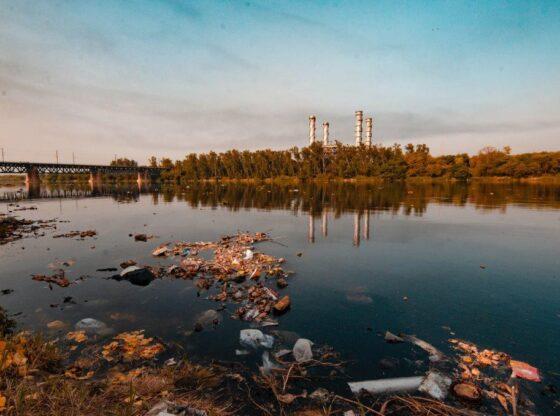Apele României sufocate de deșeuri
