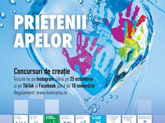 Viitorul apelor e în mâinile tinerilor